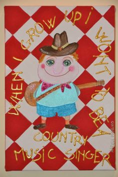 Alexia Molino - When I grow up I want to be country music singer