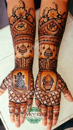 Mehndi Designs Bridal Hands, Henna Designs Arm, Engagement Mehndi Designs, Back Hand Mehndi Designs, Full Hand Mehndi Designs, Stylish Mehndi Designs, Mehndi Designs For Beginners, Mehndi Designs For Girls, Wedding Mehndi Designs