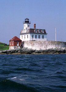 Rose Island Lighthouse,  RI