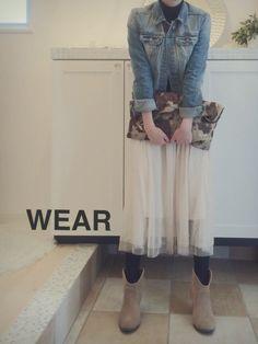 UNIQLOのニット・セーターを使ったmiiimのコーディネートです。WEARはモデル・俳優・ショップスタッフなどの着こなしをチェックできるファッションコーディネートサイトです。
