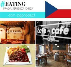 Guida de viagem: onde comer em Praga