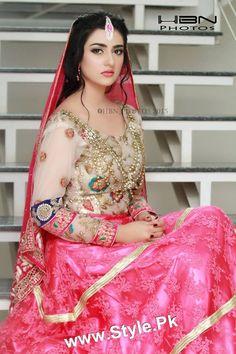 Sara Khan's Bridal Photoshoot  (3)