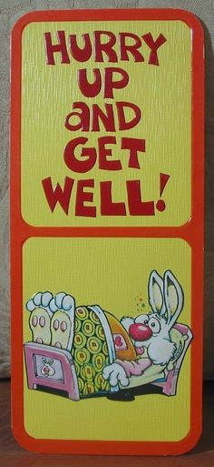 MARK 1 Inc. 1978 Vintage Greeting Card Style 137Z Get Well Soon 1.8P723B481217JUNK0317  http://ajunkeeshoppe.blogspot.com/