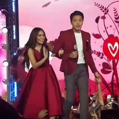 Box Office King and Queen On Stage with Lizquen 🌹❤ #KathNielASAPStarMagic25 #ASAPStarMagic25 #KathNiel #DanielPadilla #KathrynBernardo   #LaLunaSangre Coming 🔜 on ABS-CBN