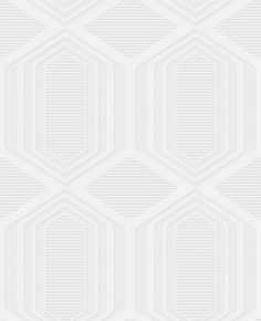 Paintable Textured Wallpaper Geometric