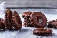 Sablés tout chocolat au cœur fondant | Les recettes | L'univers LINDT | Chocolats Lindt France