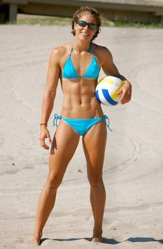 Beach Volleyball! #KyFun moved from Summer - Beach, Bikinis, Ocean, Fun, Drinks, Sun board http://www.pinterest.com/kythoni/summer-beach-bikinis-ocean-fun-drinks-sun/