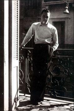 Galería de fotos. Albert Camus en Orán (1941).