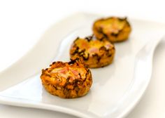 Sweet Potato Baskets with Eggs - Recipes for Healthy Living by the American Diabetes Association®