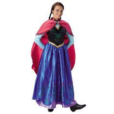 Disfraz de Anna Frozen Adulto - Disney® #carnaval #novedades2016
