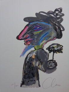 Hugo Claus - Portret van James Ensor