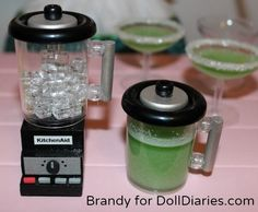 how to: mini blender