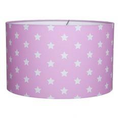 Lamp Roze met Sterren