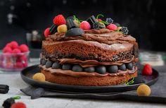 Annonsørinnhold: Her er MENY-kokkens forslag til ukens meny: Uke 16 How To Make Cake, Sweet Tooth, Deserts, Health Fitness, Cupcakes, Vegan, Cookies, Chocolate, Baking