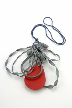 Blood, Sweat & Tears Necklace by Lucy Sarneel