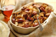 Freybe Maple & Apple Breakfast Strata