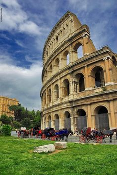 Rome, Italy   I dream about visiting this place. On my bucket list.
