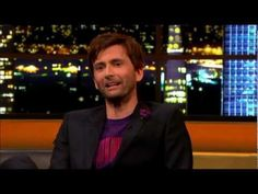 David Tennant Interview on The Jonathan Ross Show