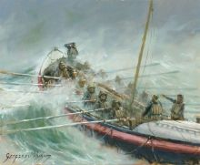 Royal Society of Marine Artists Annual Exhibition 2016 | Mall Galleries