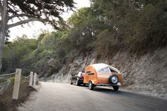 The Hütte Hut is the work of husband and wife team Brian and Katrina Manzo of Sprouting Sp...