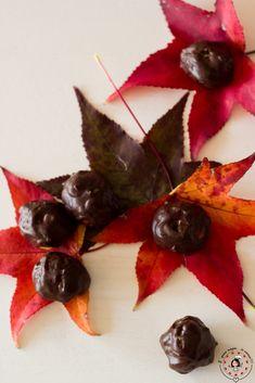 Castagne al Cioccolato - cottura microonde