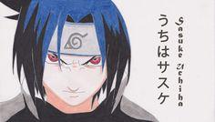 Sasuke Uchiha - うちはサスケ Anime👉 Naruto
