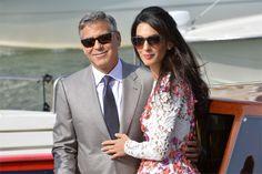 Nozze Clooney-Alamuddin, tutte le foto - VanityFair.it