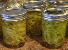 Sweet Pickled Banana Peppers Recipe - Food.com - 17254