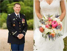 us army wedding colors schemes Military Wedding Colors, Military Wedding Pictures, Military Weddings, Blue Ridge Mountains, Virginia, Blue Wedding Dresses, Wedding Flowers, Wedding Inspiration, Wedding Ideas