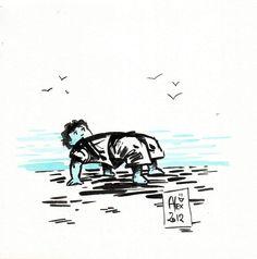 Encres : Capoeira - 90 [ #capoeira #ink #painting ]