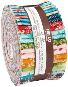Valori Wells In the Bloom Roll Up 40 2.5-inch Strips Jelly Roll Robert Kaufman Fabrics RU-406-40 » http://lnreviews.com/2-5-inch-Robert-Kaufman-Fabrics-RU-406-40  Premium 1st quality 100% cotton fabric. Quilt Shop exclusive designer fabric. Perfectly suited for use in quilting, sewing, patchwork, apparel, home decor, crafts and your ideas.