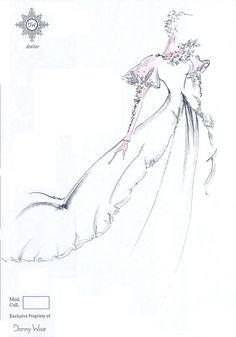 """Atelier Caltanissetta NELL' INCANTEVOLE FIRMAMENTO STELLATO, ALEGGIA ALTERA LA """"DIVINA SPOSA"""" FIRMATA DANNY WISE: UNA CREATURA SUADENTE E CELESTIALE,   .SONTUOSA ED ETEREA... UN PREZIOSISSIMO DIAMANTE """"DA SOGNO""""...  Per un giorno indimenticabile, una sposa indimenticabile!!! Meravigliosi abiti unici, inimitabili,"""