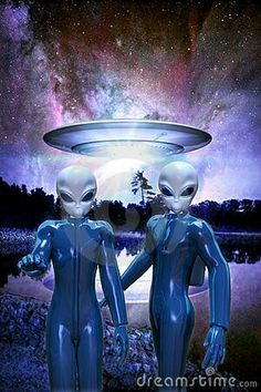 Aliens and ufo. Aliens with ufo in background by night in , Aliens And Ufos, Ancient Aliens, Constellations, Ancient Astronaut Theory, Alien Photos, Alien Drawings, Grey Alien, Alien Spaceship, Space Illustration