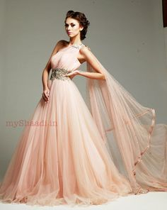 Blush Pink and Silver