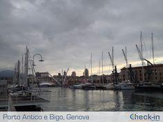 Porto Antico a Genova, Liguria