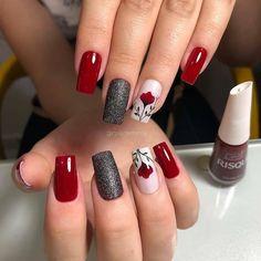 Nail Art Designs Videos, Manicure E Pedicure, Great Nails, Simple Nail Designs, China Glaze, Stylish Nails, Hair Makeup, Eyeshadow, Hair Styles