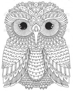 Printable Adult Coloring Pages, Doodle Coloring, Coloring Pages To Print, Coloring Book Pages, Zen Colors, Mexican Embroidery, Quilling Patterns, Owl Art, Colorful Pictures