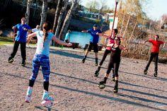 Kangoo jumps: Un peu de Hop! dans votre entraînement! - Sports - Journal Nouvelles Hebdo