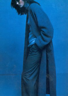 Hermes & Martin Margiela, Mini Anden photographed by Jacques Olivar for High Fashion Magazine 10 October 1998