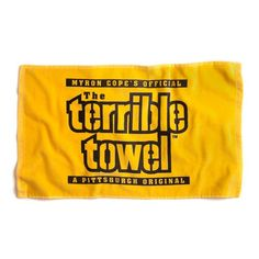 Picture of Pittsburgh Steelers Classic Terrible Towel