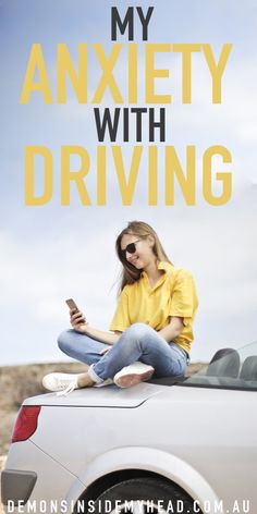 My Anxiety with Driving  Getting your drivers license is something that most teenagers accomplish when they turn 18, for me, the thought of driving a car was an utmost terror and dread. | MENTAL HEALTH | ANXIETY | DEPRESSION