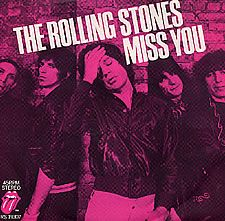 """""""Miss You"""" The Rolling Stones (1978)"""