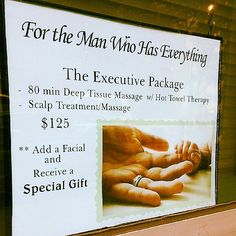#fathersmonth #massages #greatgift #calltoday #bliss #relaxation #emperiawellness #downtown #sacramento #spreadinghealth #doorbellunderkeypad