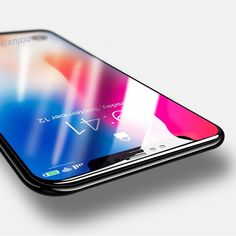 Cheap tempered glass, Buy Quality glass for directly from China glass tempered Suppliers: XSDTS Tempered Glass For iPhone X Screen Protector For iPhone X Gen Full Curved Edge Glass Best Screen Protector, Tempered Glass Screen Protector, Foam Packaging, Smartphone, Kinds Of Fabric, Label Paper, Eye Protection, Panzer, Display Screen