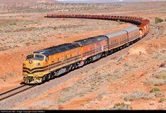 RailPictures.Net Photo: GWA CLP16 Genesee & Wyoming Australia AT26HC-2M at Port Augusta, Australia by Daven Walters