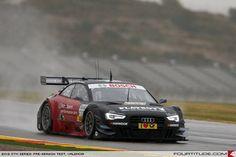 Edoardo Mortara Playboy Audi A5 DTM.