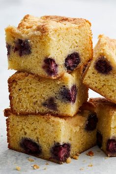 "Easy Platz (Coffee Cake) | ""A delicious light fruit cake, to go with a good cup of Java! Or serve as a dessert!"" #cakerecipes #bakingrecipes #dessertrecipes #cakes #cakeideas"