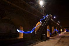 100 Stunning Demonstrations of Light Painting   Webdesigner Depot