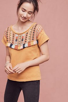 Valencia Top by Chloe Oliver
