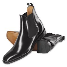 Black Addington Chelsea boots - got a pair of these yesterday but for not Oh the joys of vintage shops. Sock Shoes, Men's Shoes, Shoe Boots, Dress Shoes, Dress Clothes, Shoes Men, Botas Chelsea, Black Chelsea Boots, Mens Dress Outfits
